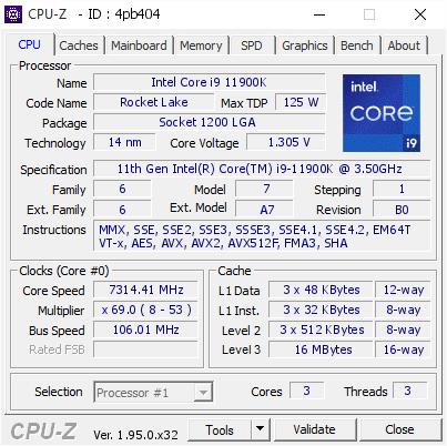 Gigabyte-11900k-7-3 GHz-1