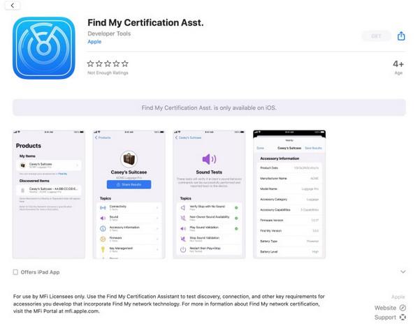 Apple startet neue Find My App