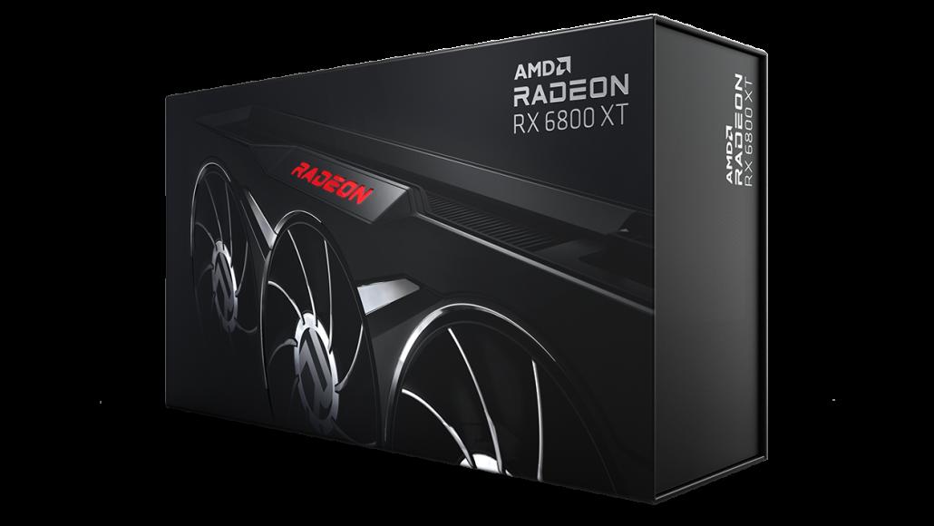 AMD bringt eine limitierte Radeon RX 6800 XT Midnight Black-Variante seiner großen Navi-Grafikkarte auf den Markt
