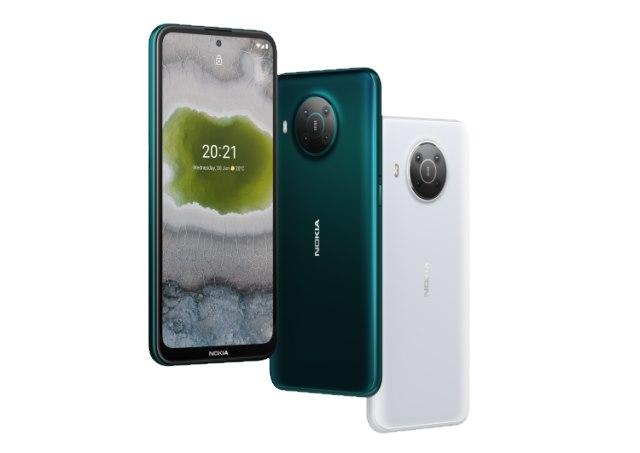 Nokia X10 gestartet