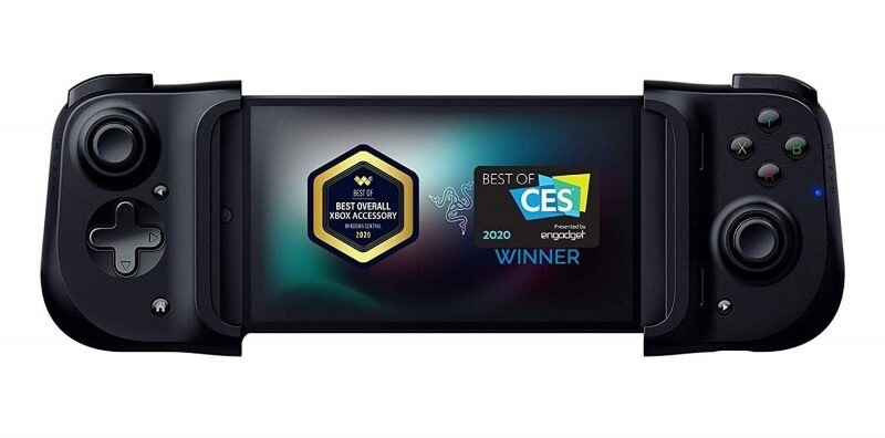 Bestes Gamepad für Android 2021 Razer Kishi