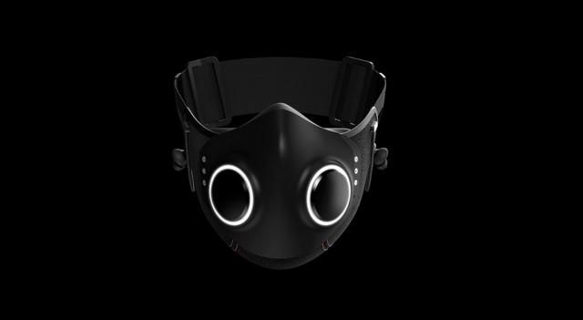 will.i.am entwickelt eine Gesichtsmaske mit drahtlosen und Ohrhörern