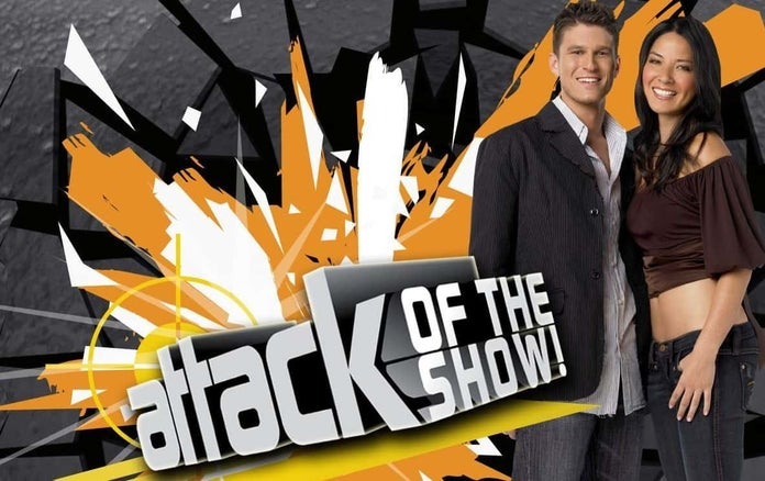 Angriff der Show