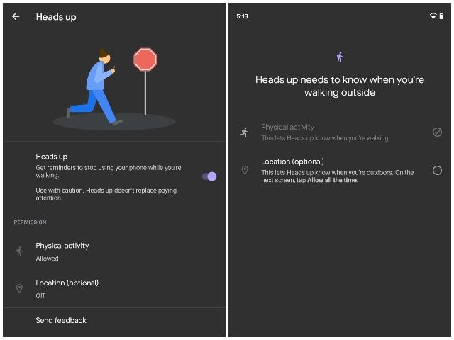 Google beginnt mit der Einführung des Heads-Up-Modus für digitales Wohlbefinden