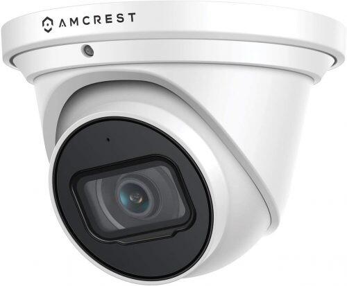 Beste Home-Überwachungskameras ohne Wifi Amcrest Ultra HD-Sicherheitsturm