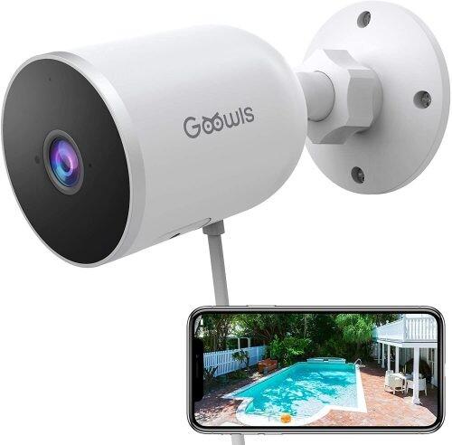 Beste Home-Überwachungskameras ohne Wifi Goowls