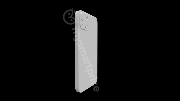 iPhone 13 Diagonales Kameralayout