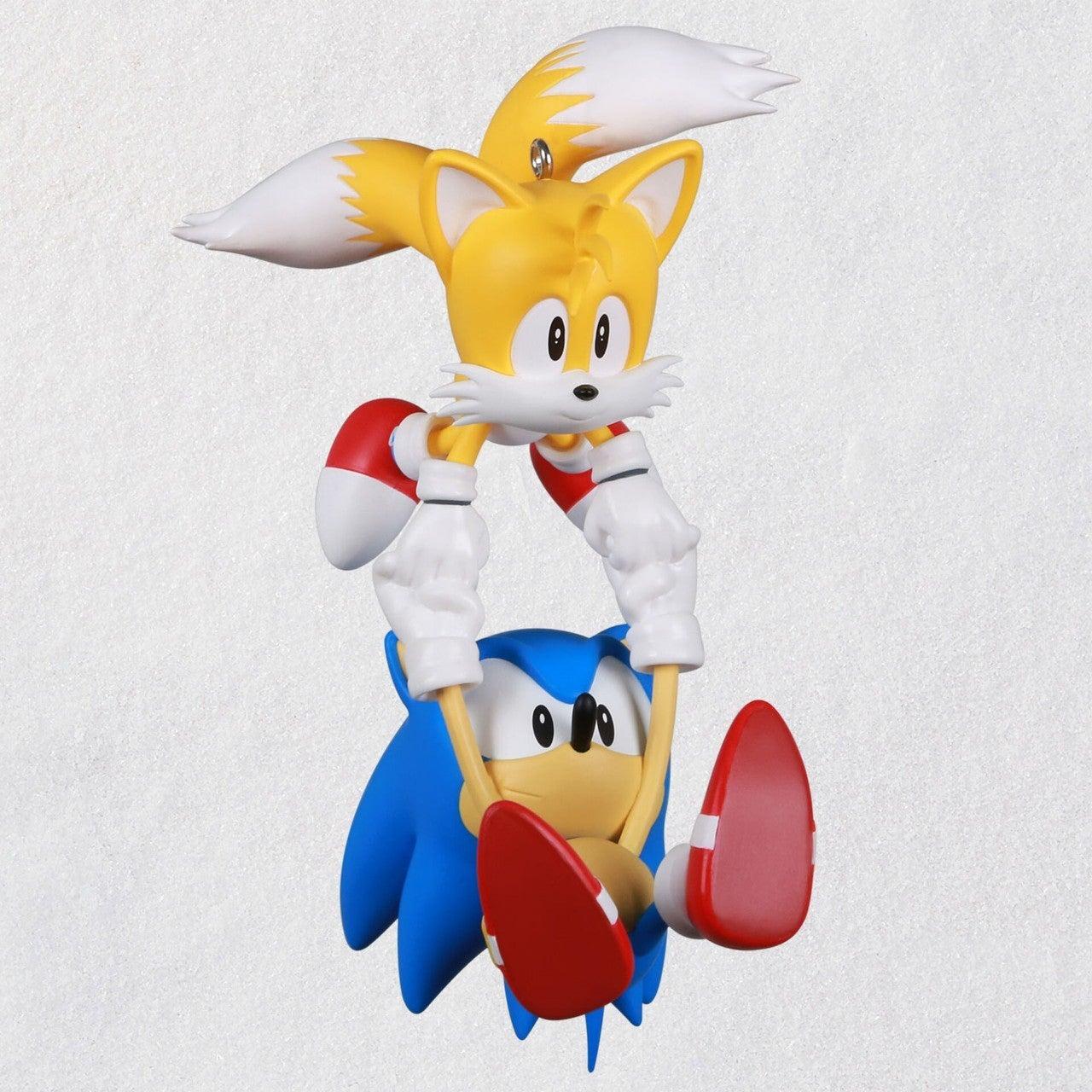 Sonic-the-Hedgehog-Sonic - & - Schwanz-Andenken-Ornament_1999QXI7432_01