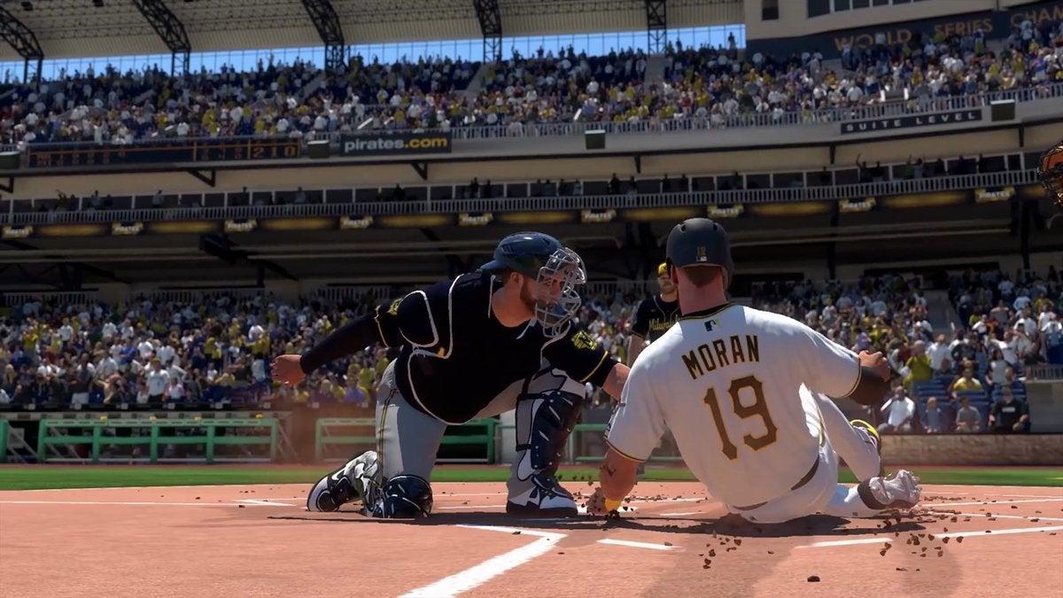 MLB Die Show 21 Moran