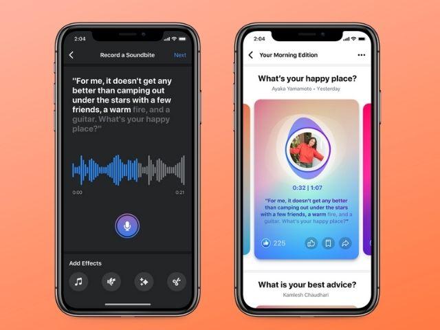 Facebook kündigt neue Audioprodukte an