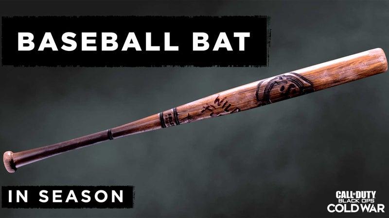Call of Duty Baseballschläger