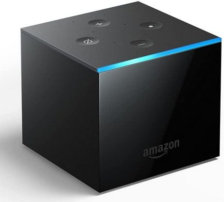 Amazon Fire TV Cube in Indien gestartet