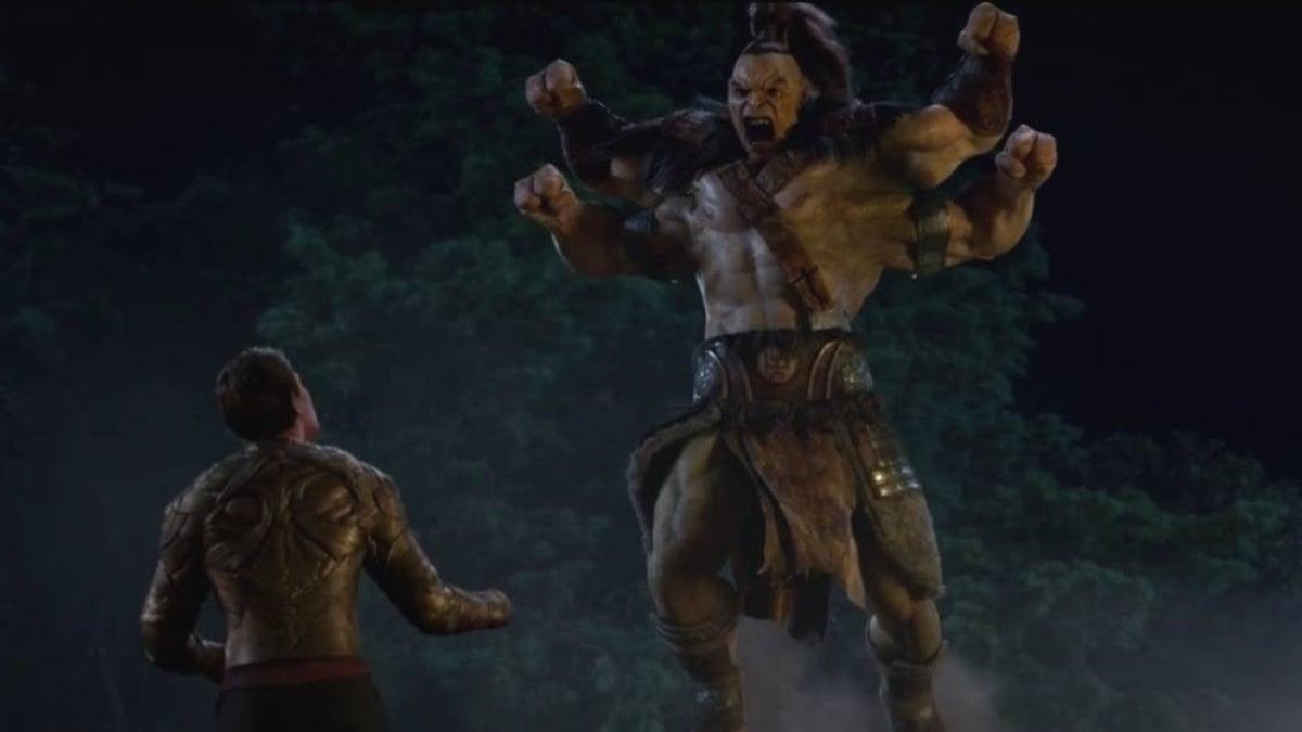Mortal Kombat Trailer Goro New Cropped Hed