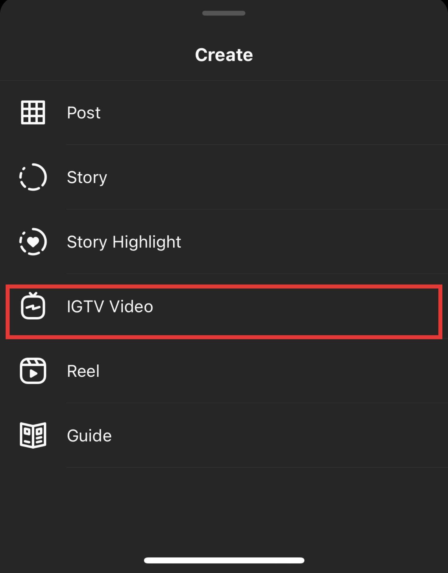 Die besten Abmessungen für IGTV-Videos