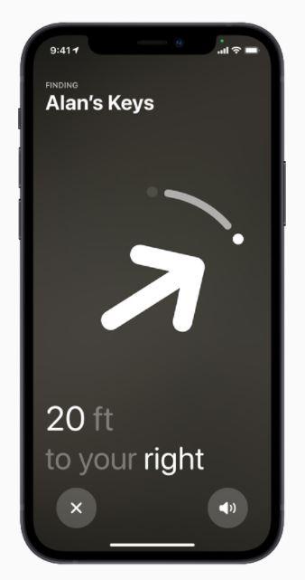 So koppeln und verwenden Sie AirTag mit dem iPhone
