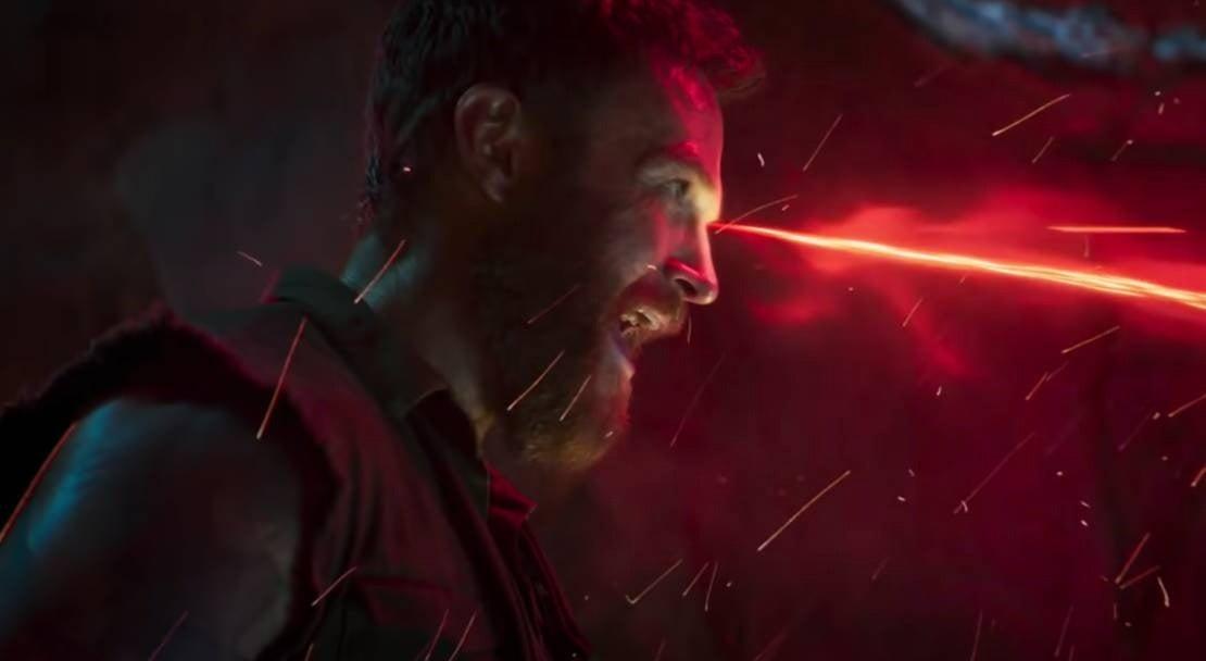 Kano Laser Mortal Kombat Film