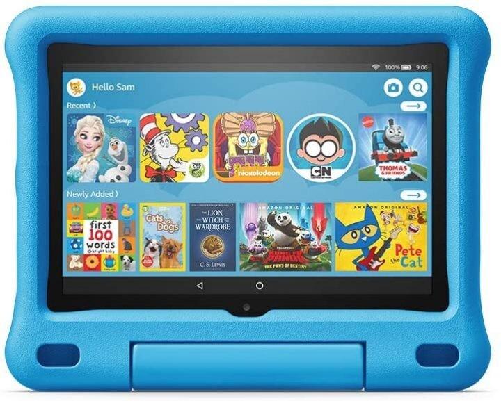 Beste Zeichentabletts für Kinder von 8 bis 12 Jahren Amazon Fire HD