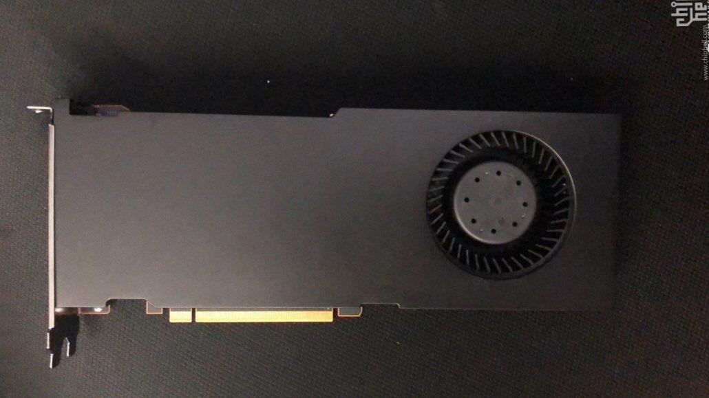 AMD Radeon Pro W6000 RDNA 2 Workstation-Grafikkarte