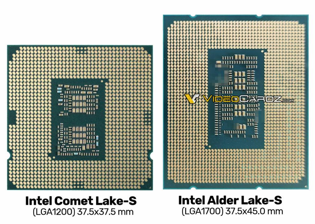 Intel Alder Lake Desktop-CPU der nächsten Generation