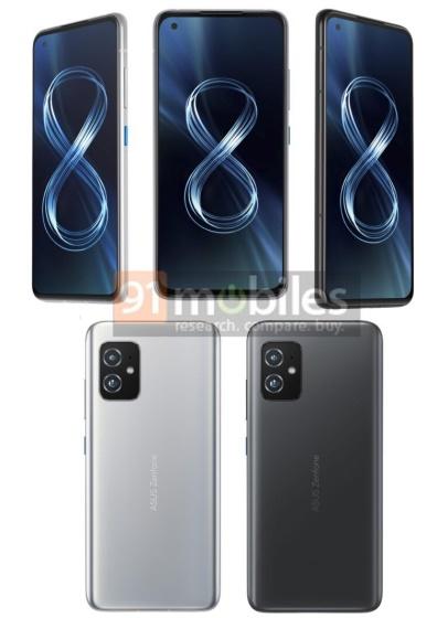 zenfone 8 - kompaktes Telefon für das iPhone 12 mini