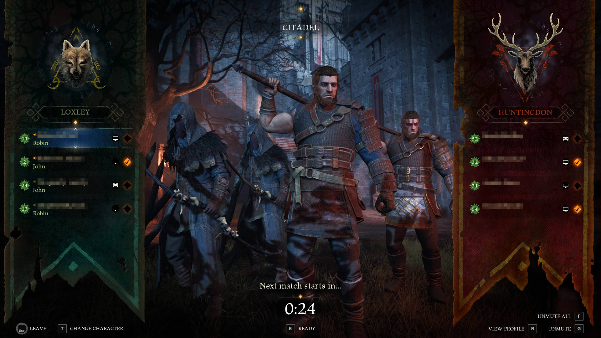 Hood: Outlaws & Legends Guide für Anfänger - Party