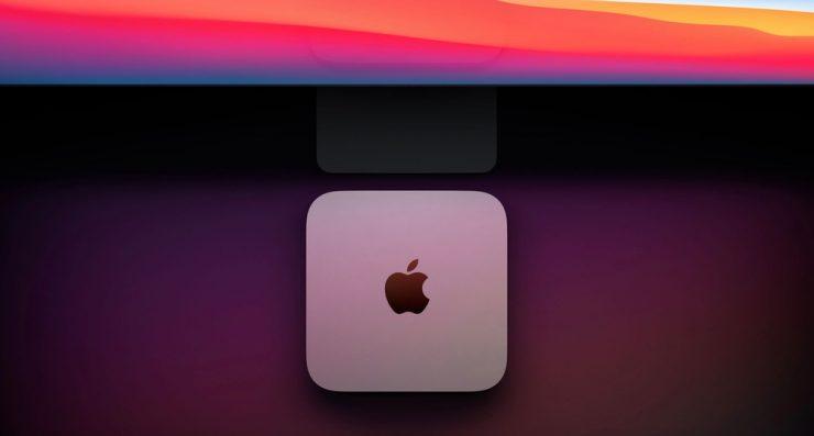 Mac mini mit verbessertem M1-Chip und zusätzlichen Anschlüssen