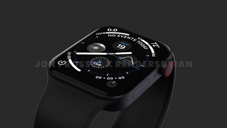 Apple Watch Series 7 Design Leck