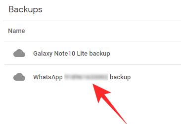 Wo finde ich WhatsApp Backup in Google Drive? - DigiDeutsche
