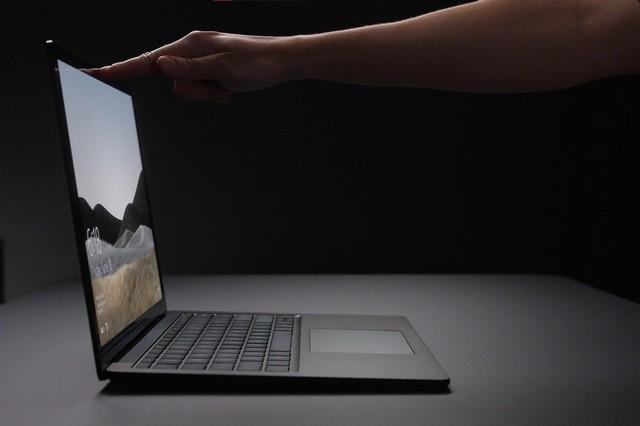 Microsoft Surface Laptop 4 Indien starten