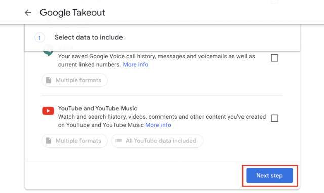 Wechseln Sie von Google Fotos zu icloud, um Bilder zu exportieren