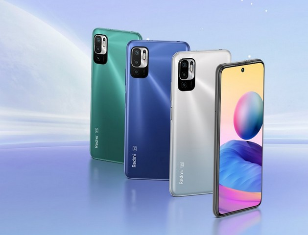 Redmi Note 10 5G und Note 10 Pro 5G werden gestartet