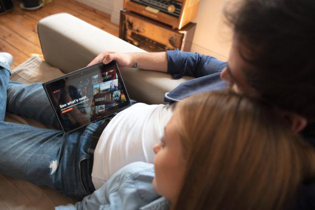 Netflix-Standard-Plan-am besten für Paare