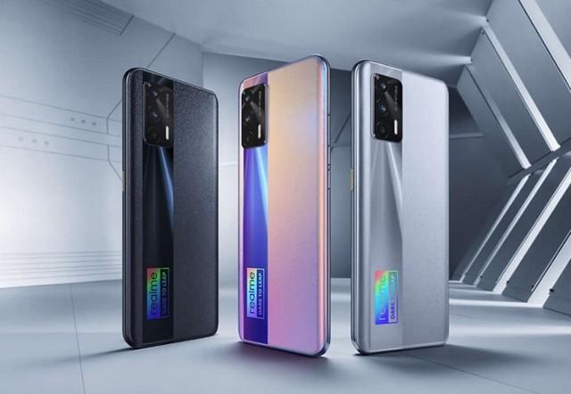 Realme X7 5G in Indien eingeführt