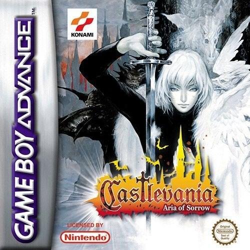 Castlevania GBA