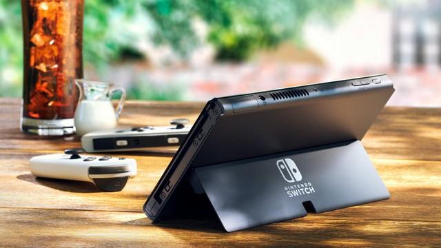 Nintendo Switch OLED mit größerem Display und verbessertem Audio eingeführt