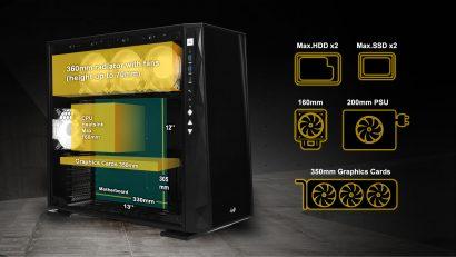 InWin 309 Gaming-Edition