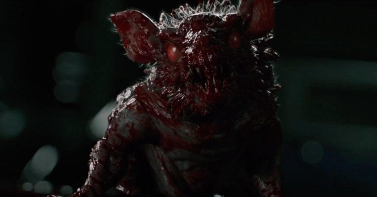 Resident Evil Infinite Darkness Zombie Ratten