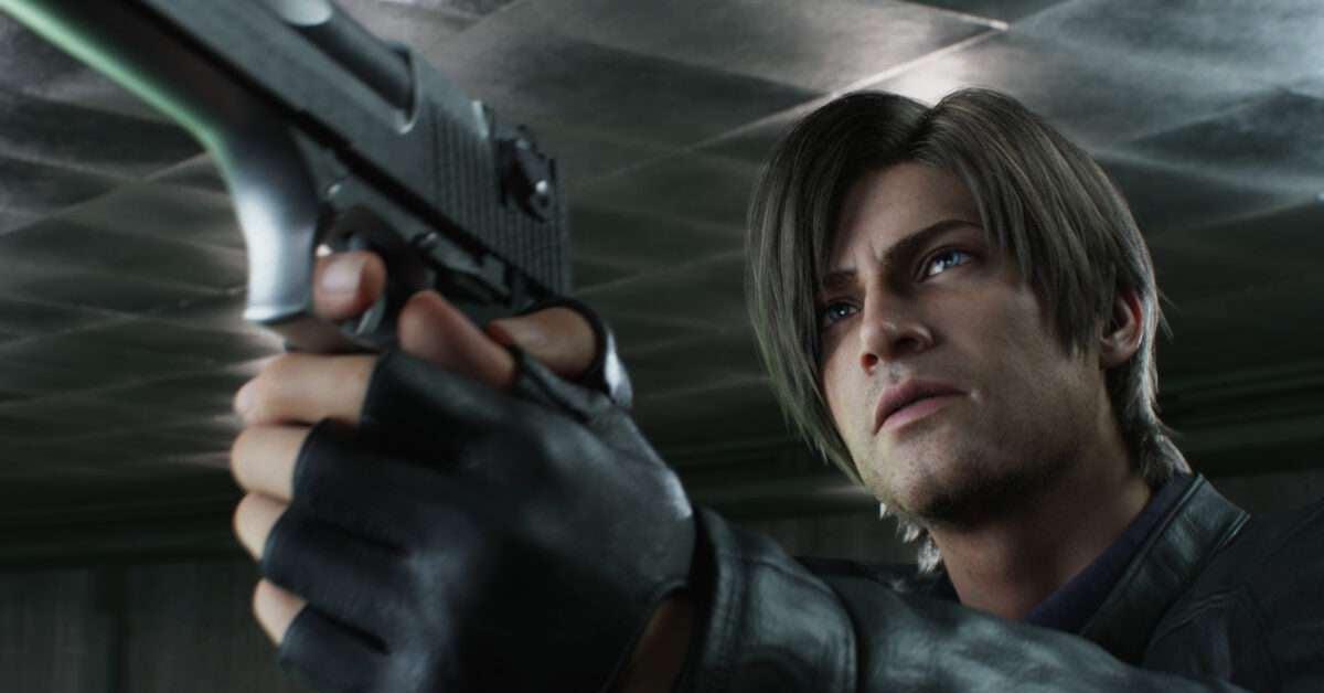 Resident Evil Leon Kennedy