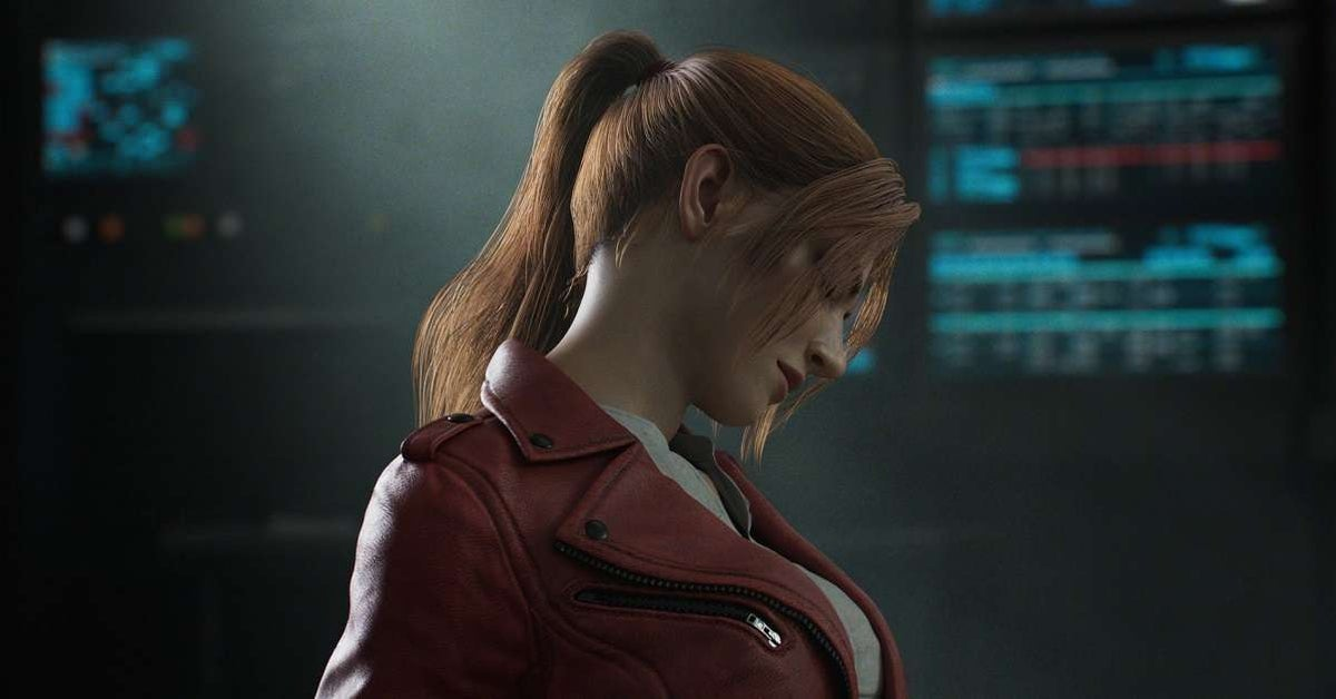 Resident Evil Claire Redfield